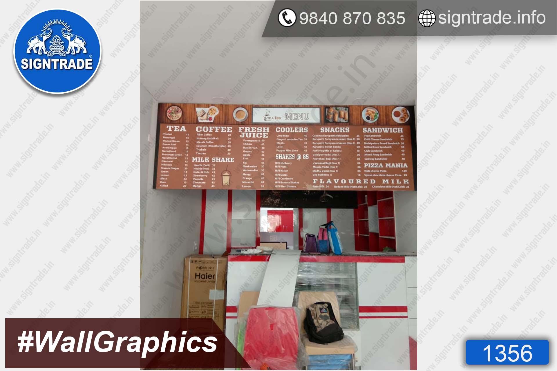 TEATOK - Wall Graphics