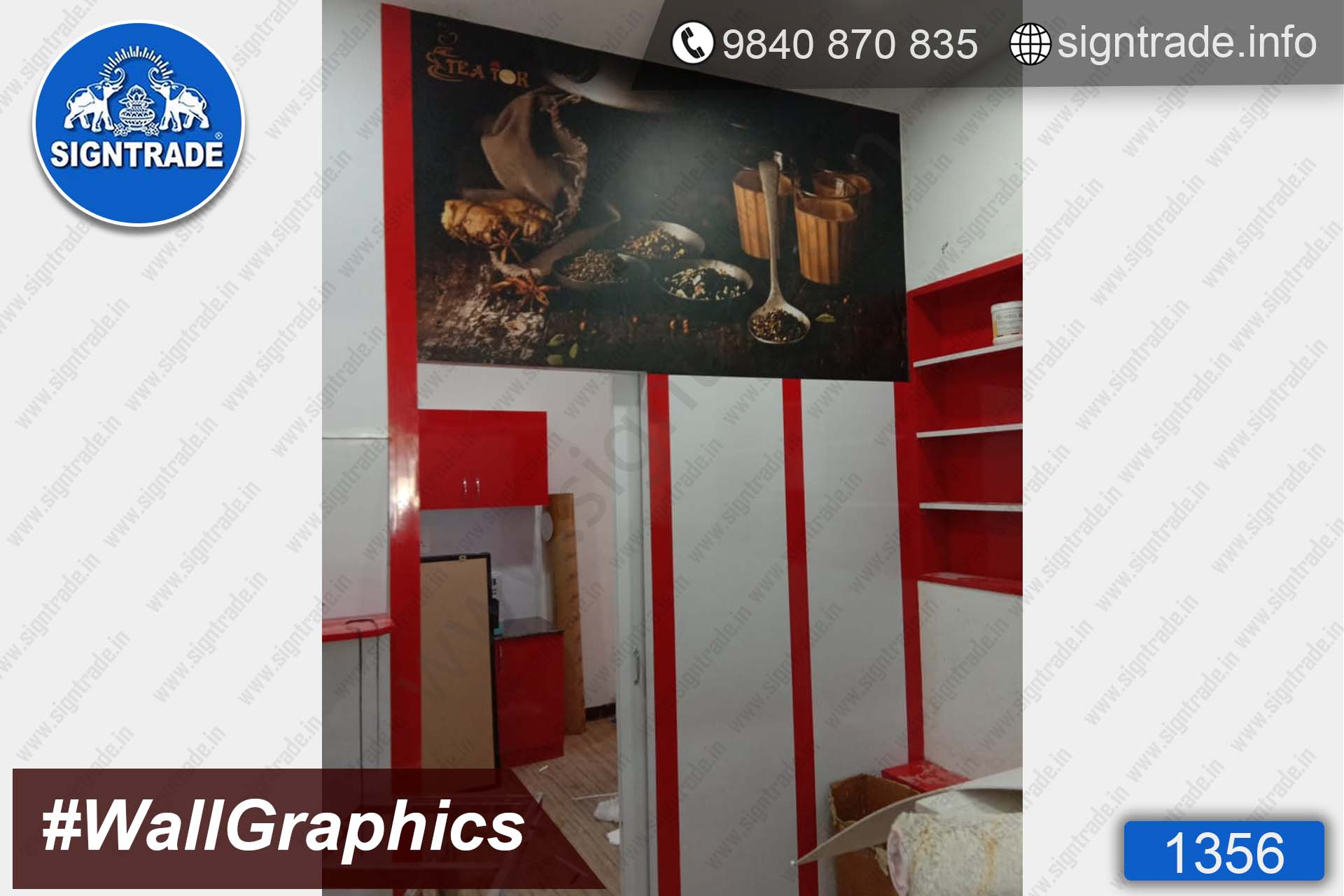 TEATOK - Wall Graphics